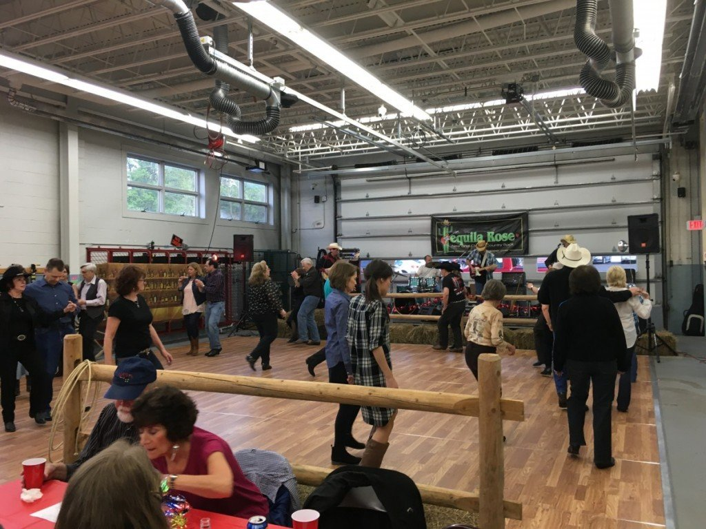 TFD Hosted Country Western Dance