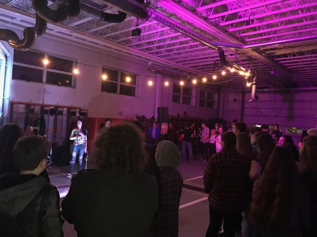 "Tallman Fd hosts Suffern HS ""Battle of the Bands"""
