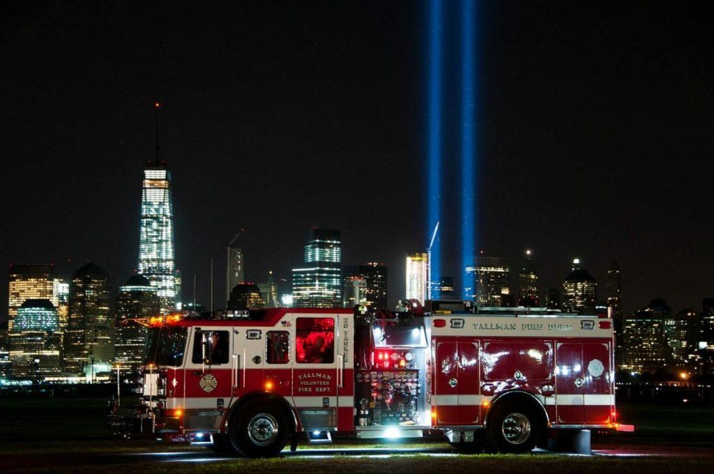Tallman honors 911